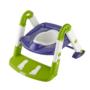 Kép 6/7 - KidsKit WC fellépő lépcső, bili és szűkítő, 3 az 1-ben, kék-fehér-zöld